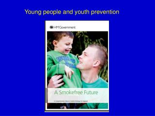 Young people and youth prevention