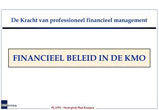 De Kracht van professioneel financieel management