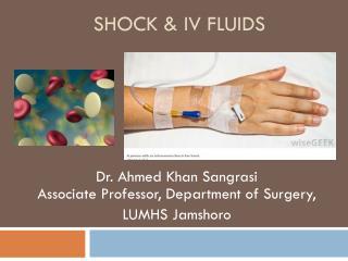 Shock & IV Fluids