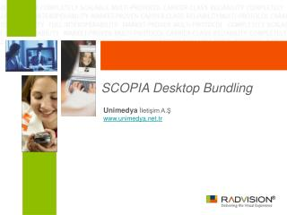 SCOPIA Desktop Bundling