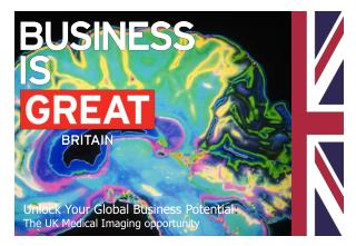 Unlock Your Global Business Potential : The UK Medical Imaging opportunity
