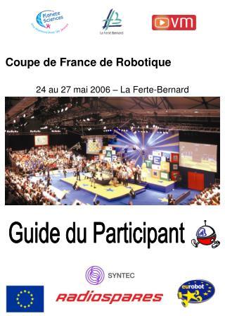 Guide du Participant
