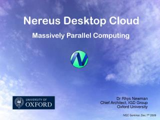 Nereus Desktop Cloud