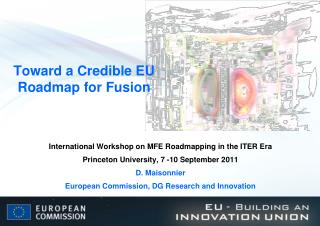 Toward a Credible EU Roadmap for Fusion