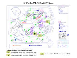 UNIDAD ACADÉMICA CHETUMAL