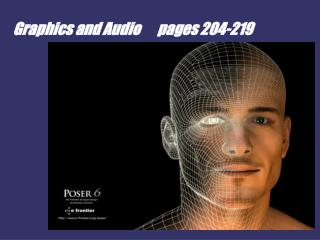 Graphics and Audiopages 204-219