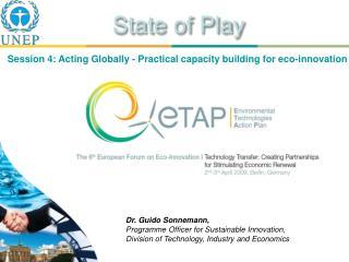 The Green Economy Initiative
