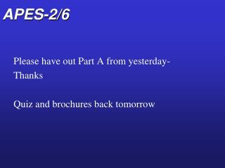 APES-2/6