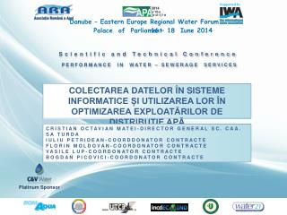 Scientific and Technical Conference