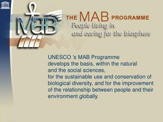 About MAB