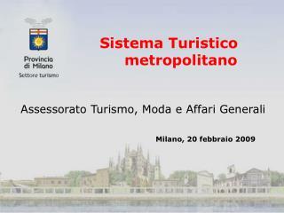 Sistema Turistico       metropolitano