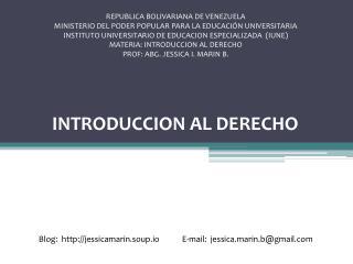 REPUBLICA BOLIVARIANA DE VENEZUELA MINISTERIO DEL PODER POPULAR PARA LA EDUCACIÓN UNIVERSITARIA