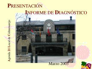 PRESENTACI N            INFORME DE DIAGN STICO