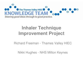 Inhaler Technique Improvement Project