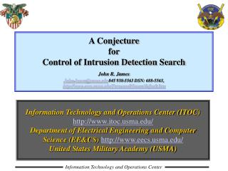 Information Technology and Operations Center (ITOC) itocma/
