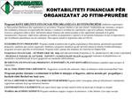 KONTABILITETI FINANCIAR P R ORGANIZATAT JO FITIM-PRUR SE