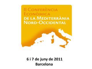 6 i 7 de juny de 2011 Barcelona