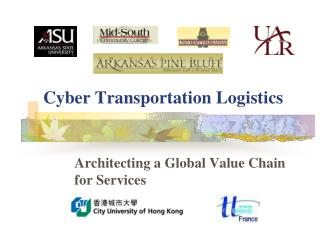 Cyber Transportation Logistics