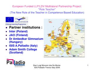 Partner institutions : Inter (Poland) JAO (Finland) Dr Ambedkar Gimnazium (Hungary)