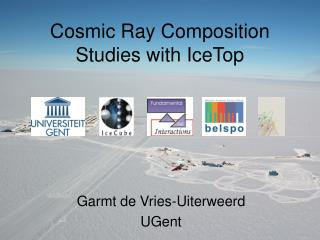 Cosmic Ray Composition Studies with IceTop