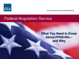 What You Need to Know About FPDS-NG— and Why