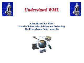 Understand WML