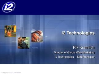 i2 Technologies