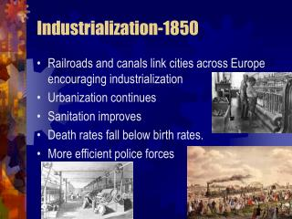 Industrialization-1850
