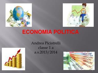 Andrea Picistrelli  classe 1 a a.s.2013/2014