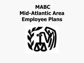 MABC Mid-Atlantic Area Employee Plans