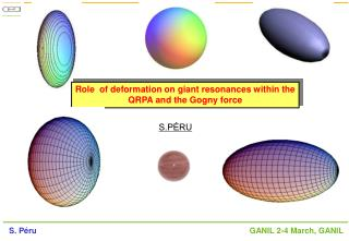 Role  of deformation on giant resonances within the QRPA and the Gogny force
