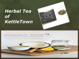 Herbal Tea of KettleTown