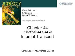 Chapter 44 (Sections 44.1-44.4) Internal Transport