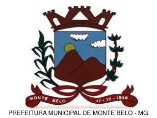PREFEITURA MUNICIPAL DE MONTE BELO - MG