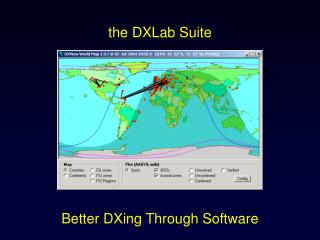 the DXLab Suite