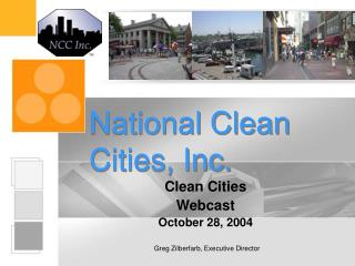 National Clean Cities, Inc.