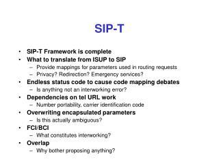 SIP-T