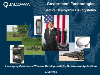 Government Technologies