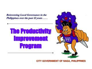 The Productivity Improvement Program