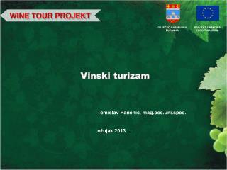 Vinski turizam