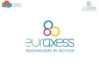 EURAXESS  (do 1.7.2008 ERA-MORE)