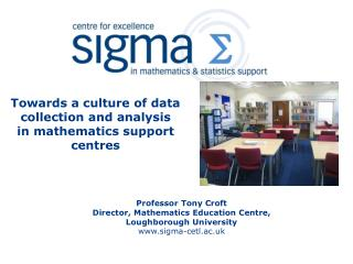 Towards a culture of data collection and analysis  in mathematics support centres