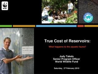 True Cost of Reservoirs : What happens to the aquatic fauna?