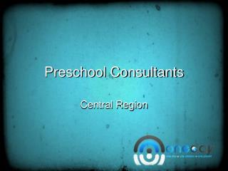 Preschool Consultants