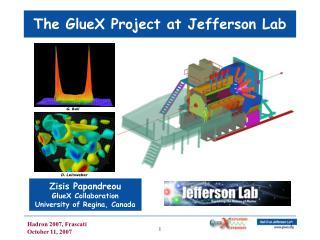 The GlueX Project at Jefferson Lab