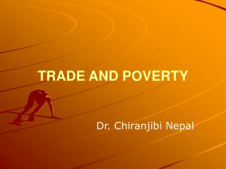TRADE AND POVERTY