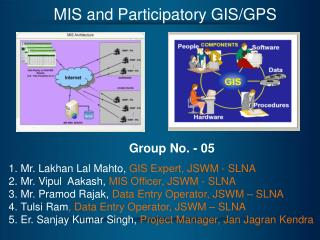 MIS and Participatory GIS/GPS