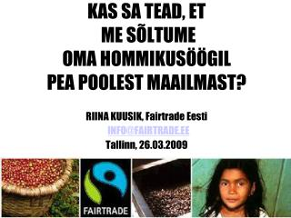 Estelle taas Eestis!