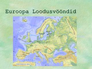 Euroopa Loodusv��ndid