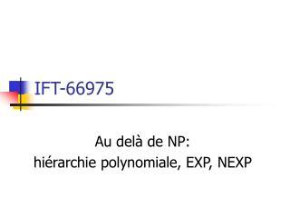 IFT-66975